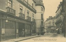 Cartolis Rennes (Ille-et-Vilaine) - Comptoir National d'Escompte de Paris